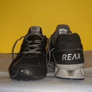 Nike Relax Run 8 Men's Size 13 Black/Silver